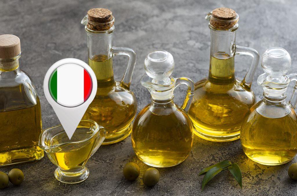 Cosa significa: OLIO ITALIANO